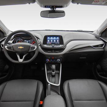 Confira as novidades do Chevrolet Onix 2022