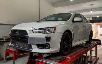 Mitsubishi Lancer Evolution X: um sedan emblemático no mundo dos gearheads agora ainda mais forte