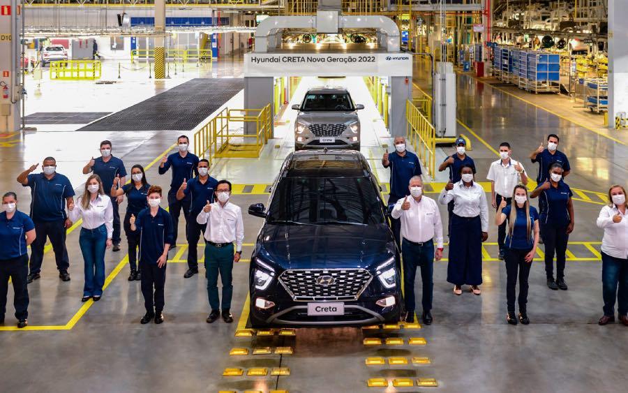 Conheça o novo Hyundai Creta 2022