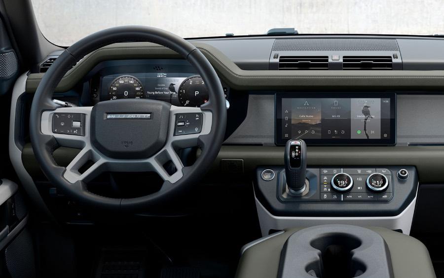 Land Rover Defender 90 (foto: divulgação)
