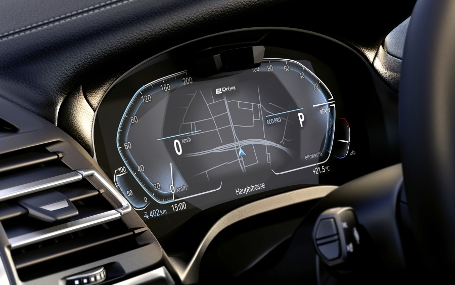 Novo BMW iX3 (foto: divulgação)