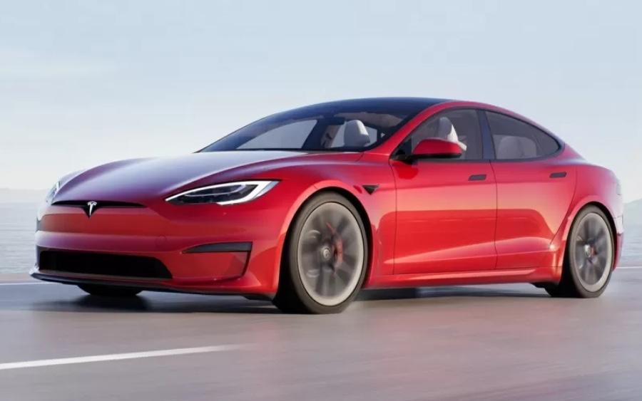 Novo Tesla Model S Plaid (foto: divulgação)