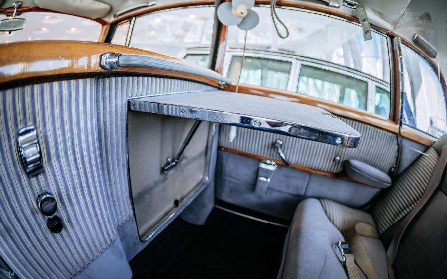Mercedes-Benz 300 Adenauer (foto: divulgação)
