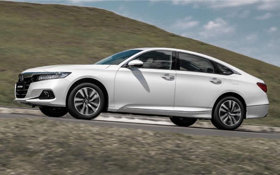 Honda lança o novo Accord Híbrido