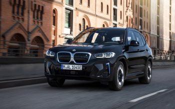 Novo BMW iX3 tem 460 km de autonomia