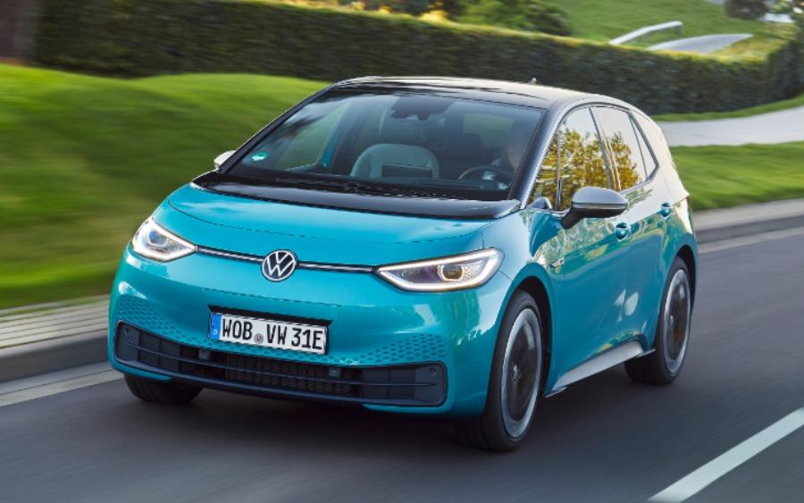 ID. 3 promete ser o sucesso entre os carros elétricos da Volkswagen