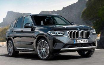 Novo BMW X3 chega em três versões híbridas